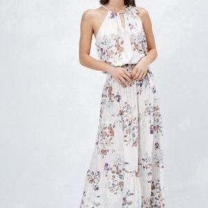 "LOVESTITCH ""Marcela"" Floral Maxi Dress"